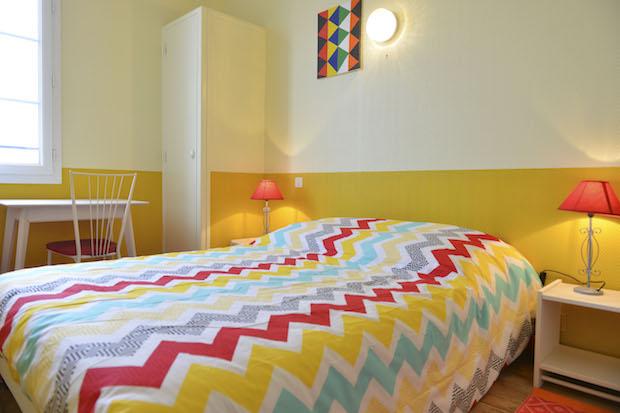 chambre hotellerie oleron-chateau d'oleron
